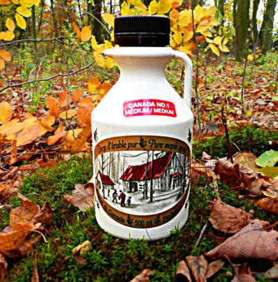 Javorový sirup Medium (Grade A) 500 ml
